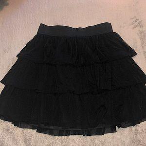 Black Skater Skirt!